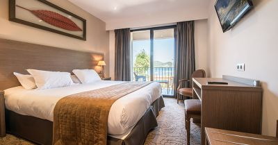 Double Room with Sea View and loggia